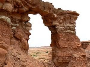 Arizona Arch Natural Bridge