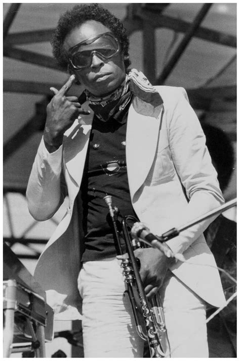 Style Icons: Miles Davis — Kind of Cool   Miles davis ...