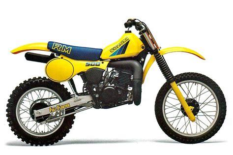 Suzuki Rm 500 restauratie suzuki rm 500 allroads sm motor forum