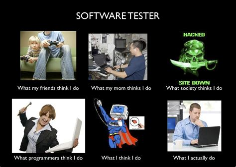 Software Meme - nicky tests software an awesome collection of funny software testing pics