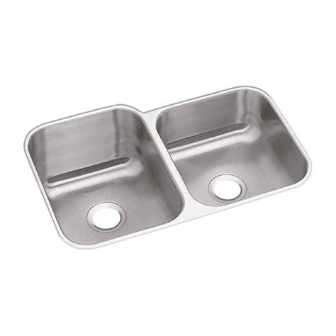 dayton kitchen sink elkay dayton undermount stainless steel 32 in 3106