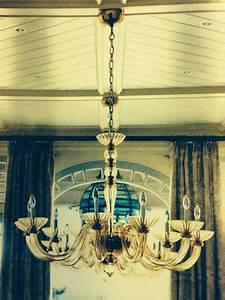 Murano Glass Chandelier Modern : 2 italian mid century modern amber murano venetian glass chandelier venini sty for sale at 1stdibs ~ Sanjose-hotels-ca.com Haus und Dekorationen