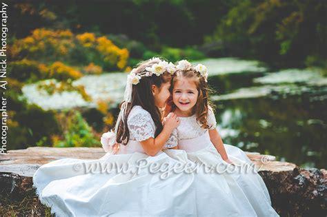 795f666520a Garden Wedding Flower Girl Dresses - Wedding Dress   Decore Ideas