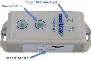 Wireless Door Sensor Installation  U2013 Cooltrax Help And