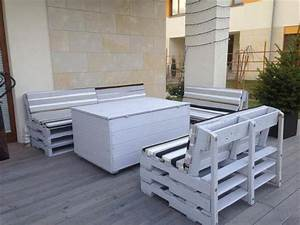 50 Ultimate Pallet Outdoor Furniture Ideas