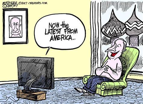 editorial cartoons  vladimir putin  russia cartoons