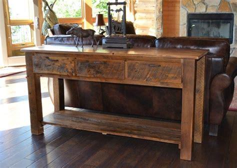 Der Couchtisch Aus Holzunique Wooden Table Inspired By Age Axe Tool by Massiver Konsolentisch Aus Echtem Holz Hinter Sofa Stellen