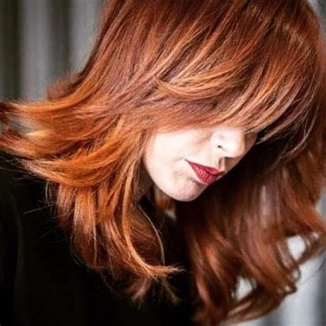 red brown hair ideas perfect   remarkable style