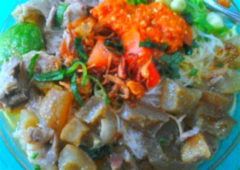 This article is part of the series on. Resep SOTO MIE KIKIL oleh Ricka Erlyani - Cookpad