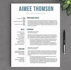 Modern Resume – 9 Samples Examples Format