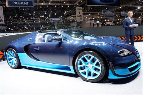 Bugatti Grand Sport by Bugatti Grand Sport Vitesse Debut At Geneva