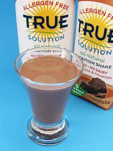 True Solution Allergen Free Nutrition Shakes Review  Dairy