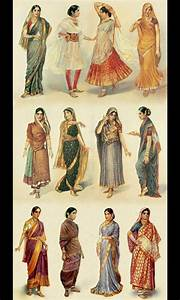 Ancient Indian Fashion . Some of my inspiration ...