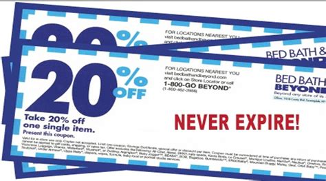 Bed Bath And Beyond Making Changes To Coupons