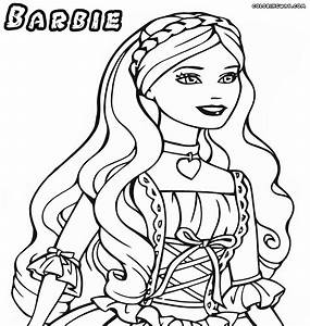 princess printable color pages - 33 print barbie princess coloring pages printable barbie