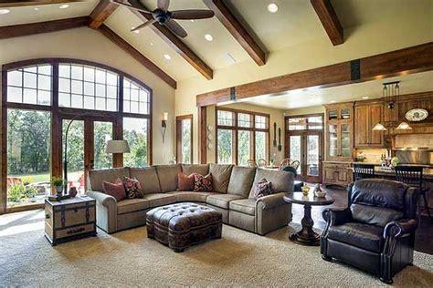Beautiful Northwest Ranch Home Plan