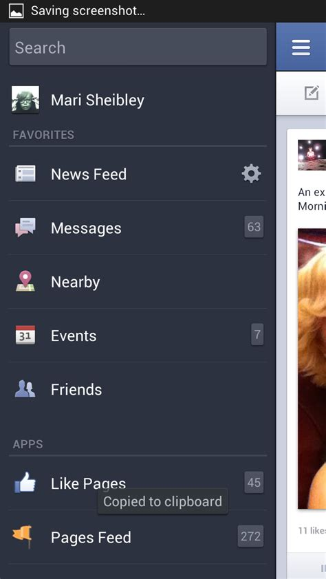 android navigation android custom navigation screenshots mobile patterns