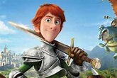 Justin and the Knights of Valour: Movie Review - Graham ...