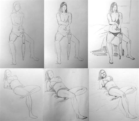 gallery step  step drawing people drawings art gallery