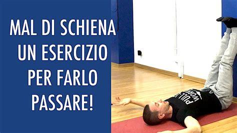 cuscino mal di schiena il miglior esercizio per il mal di schiena provalo 200