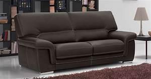 Canapé De Salon : aoste cuir 1 5mm ou 2mm personnalisable sur univers du cuir ~ Teatrodelosmanantiales.com Idées de Décoration
