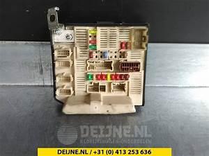 Used Renault Kangoo Fuse Box - 8201044237