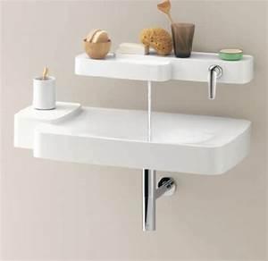 salle de bain cedeo 15 photos With salle de bain design avec vasque murale