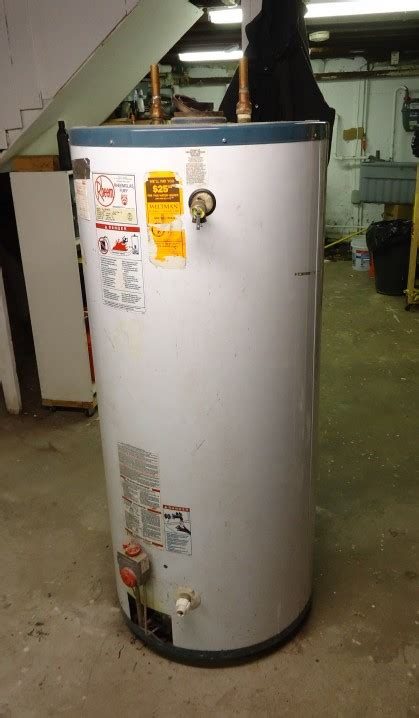 Is My Hot Water Heater Going Bad? Hot Water Heater Going