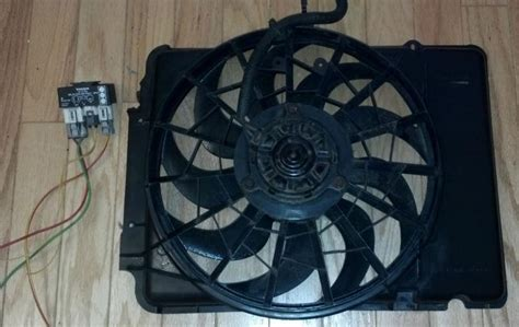 mustang electric fan controller sell oem 07 scion tc radiator ac coolin fans dual side by