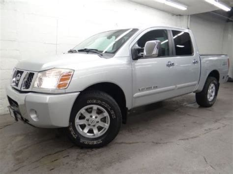 Sell Used 2005 Nissan Se 4x4 1owner Clean Carfax 90k