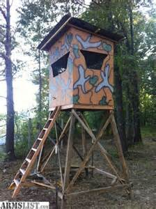 Deer Hunting Box Stands for Sale