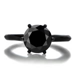 black engagement ring enya 39 s 1 5ct black cz engagement ring