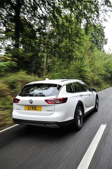 vauxhall insignia white white 2018 vauxhall insignia country tourer shines in new