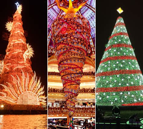 top 10 christmas trees from all over the world