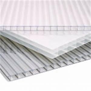 Plaque Alvéolaire Pour Toiture : polycarbonate et votre toiture de v randa ~ Edinachiropracticcenter.com Idées de Décoration