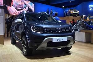 Dacia Duster Motorisation : dacia r v le des nouveaut s pour le duster sur le mondial de paris 2018 ~ Medecine-chirurgie-esthetiques.com Avis de Voitures