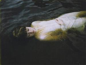 dead, dress, floating, ghost, girl, ophelia - image #24787 ...