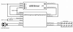 Led High Bay Emergency Lights Wiring Diagram  U2013 Lightide