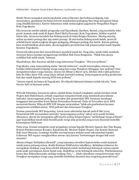 Contoh Surat Gugatan Sengketa Tun - Surat 29