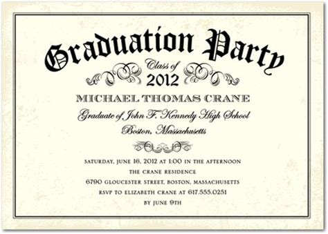 college graduation announcement template dandy diploma graduation invitations in vanilla hello