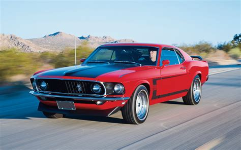 1969 Ford Mustang Boss 302 Specs, Review, Pictures