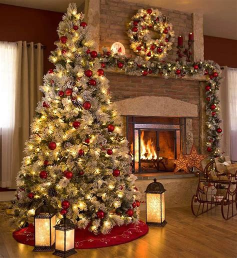 christmas living room decor ideas  designs