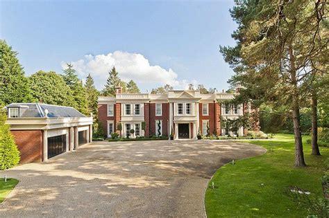 A £16 Million Mansion In Surrey, England