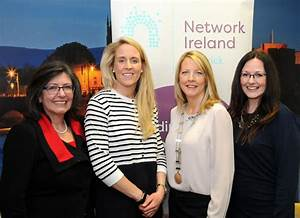 """""""Be Bold and Put Yourself Forward"""" says Network Ireland ..."""