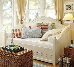 charlotte day bed pottery barn the homeslice With day beds pottery barn