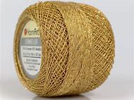 Metallic Gold Thread and Yarns