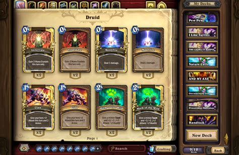 Hearthstone Tournament Decks 2016 by Major Hearthstone Changes Incoming With Introduction Of