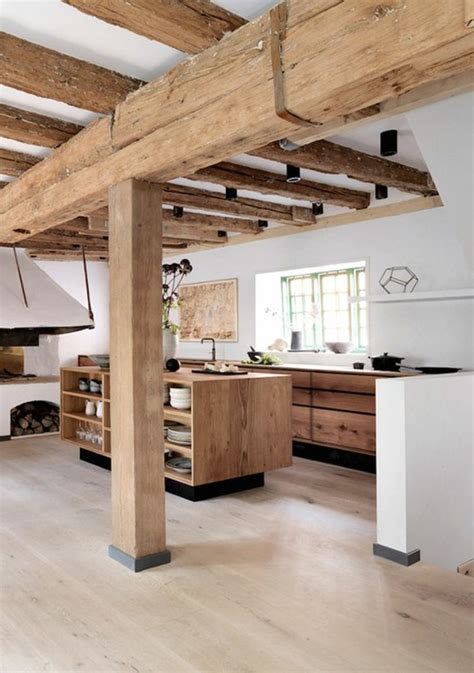 cuisiner bar la cuisine équipée avec îlot central 66 idées en photos