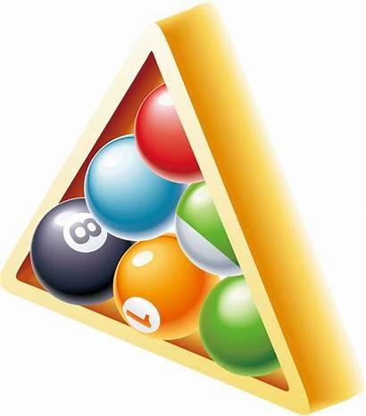 Billiard Balls Transparent Format Pngimg