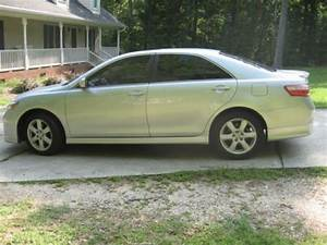Find Used 2007 Toyota Camry  Se  4 Cylinder  5 Speed